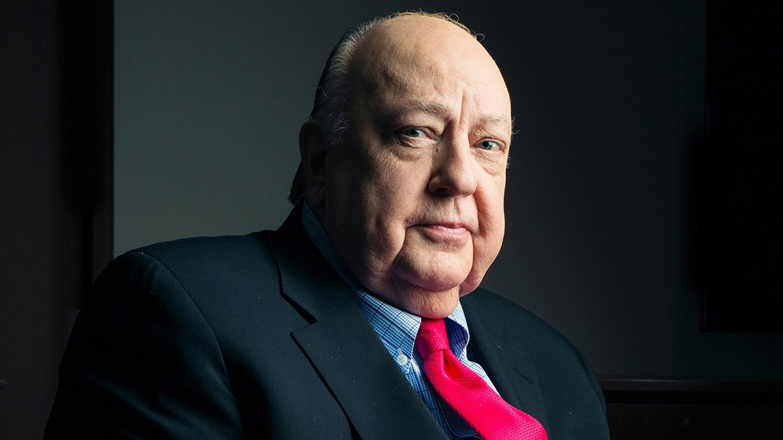 Not everyone was mourning the death of Roger Ailes