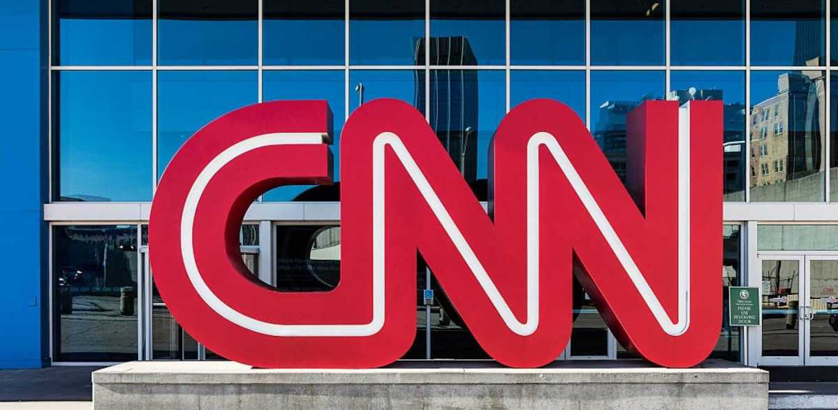 CNN will hear the Fake News bit on this one and they probably shouldn't