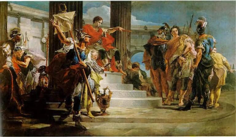 El pretor romano, los hombres que traían justicia a las provincias romanas