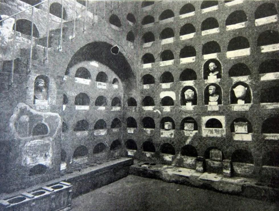 Columbario villa Condini.