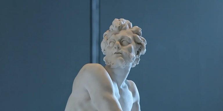 Hefesto, el dios griego del fuego y la fragua