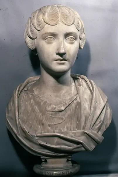 Faustina la Menor.