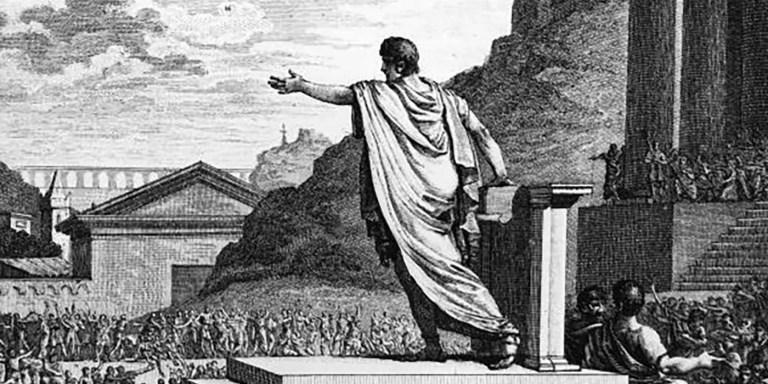 Cayo Salustio Crispo, el historiador de la República romana