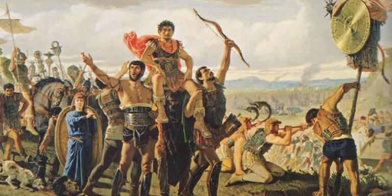 La guerra de Jugurta, por Cayo Salustio Crispo. Libro completo