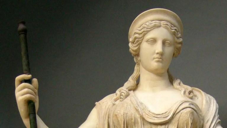 Hera, la reina del Olimpo y los dioses griegos