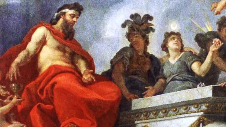 Equivalencias entre los dioses Griegos y los Romanos