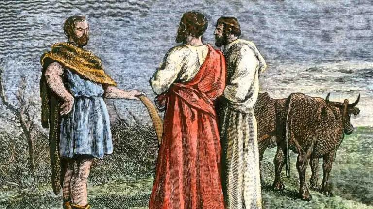 Historias, Polibio – Libro XXXV (Tomo III)
