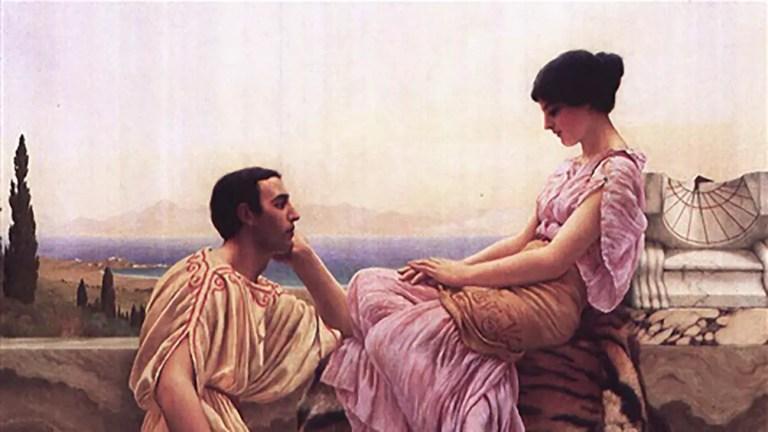 El arte de amar, Ovidio – Libro tercero (Ars Amatoria)