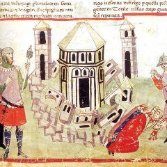 La battaglia di Tagina (Romanzo)