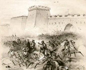 Bari: rinvenuti resti di mura della cittadella bizantina