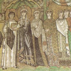 La donna bizantina