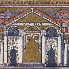 Teodorico, Romani d'Italia e Bizantini