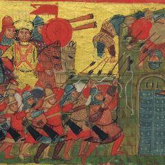 Esercito romano d'Oriente nell'Ottavo e Nono secolo d.C.