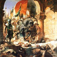 La presa di Costantinopoli del 1453 vista dal campo turco: Tursun Bey