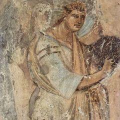 S.Maria Antiqua al Foro di Roma,chiesa bizantina