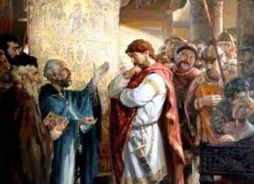 La leggenda della scelta della fede: perché l'ortodossia tra i Rus'?