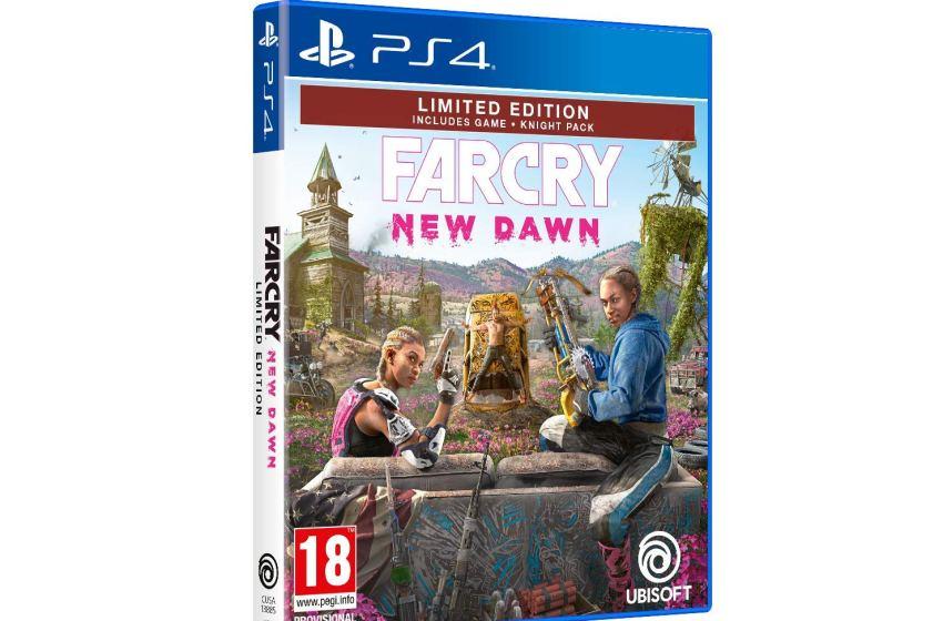 Far Cry New Dawn – Limited Edition [Esclusiva Amazon] – PlayStation 4