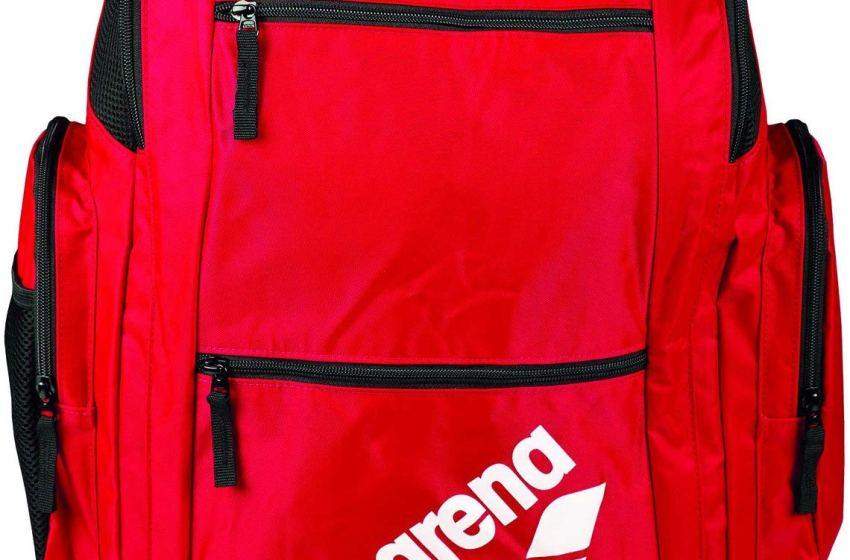 ARENA Spiky 2 Large Backpack, Zaino Nuoto da 40 Litri Unisex Adulto