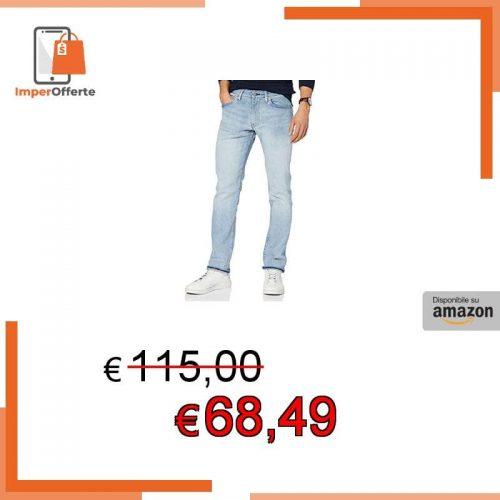 Levi's 511 Slim Jeans, Spears ADV, 36W / 32L Uomo