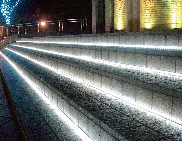 illuminazione a led roma