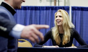 """Shaming is good."" Ann Coulter, March 8, CPAC, regarding people on public assistance."