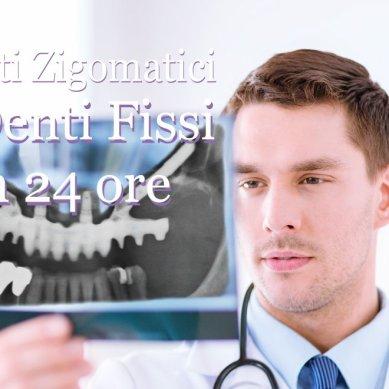 Implantologia Video Intervento all on 4
