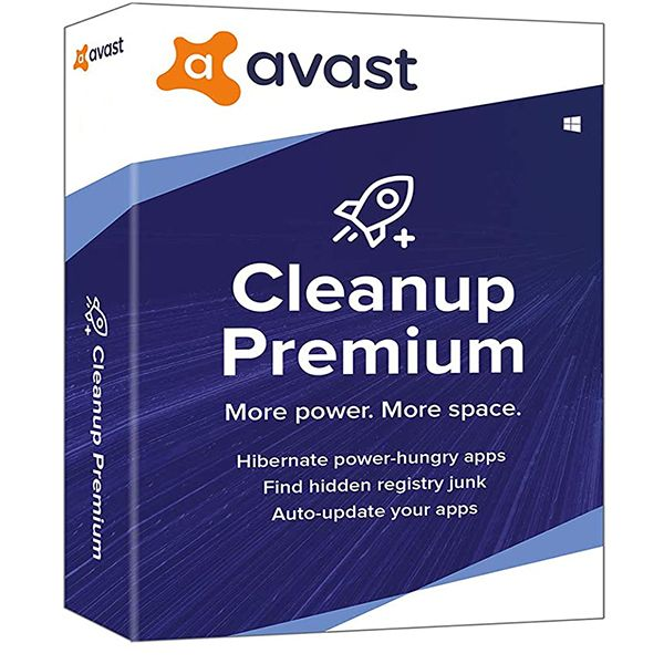 Avast Cleanup Portada
