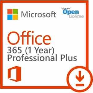 Microsoft Office 365 Pro Portada
