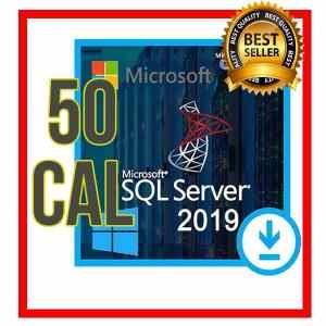 SQL Server 2019 - 50 CAL (1)