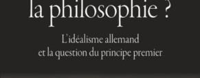 Recension – Comment fonder la philosophie ?
