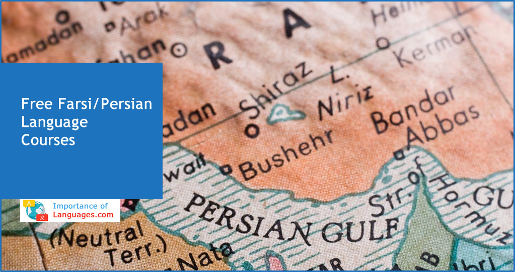 Free Farsi Persian-language courses