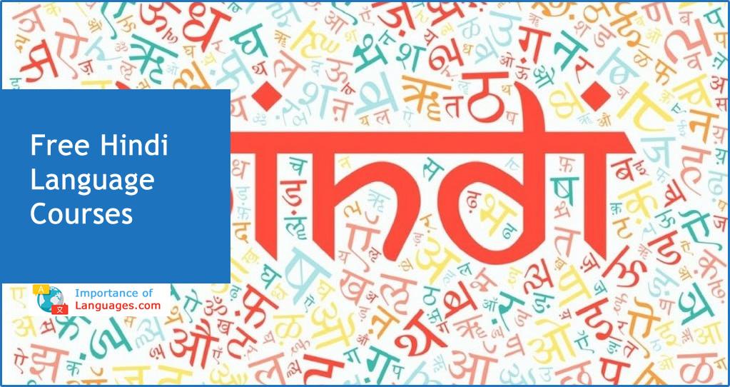 Free Hindi Language Courses