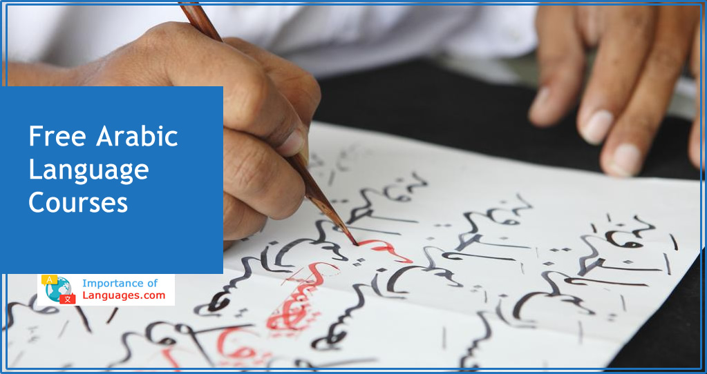 Free arabic language courses