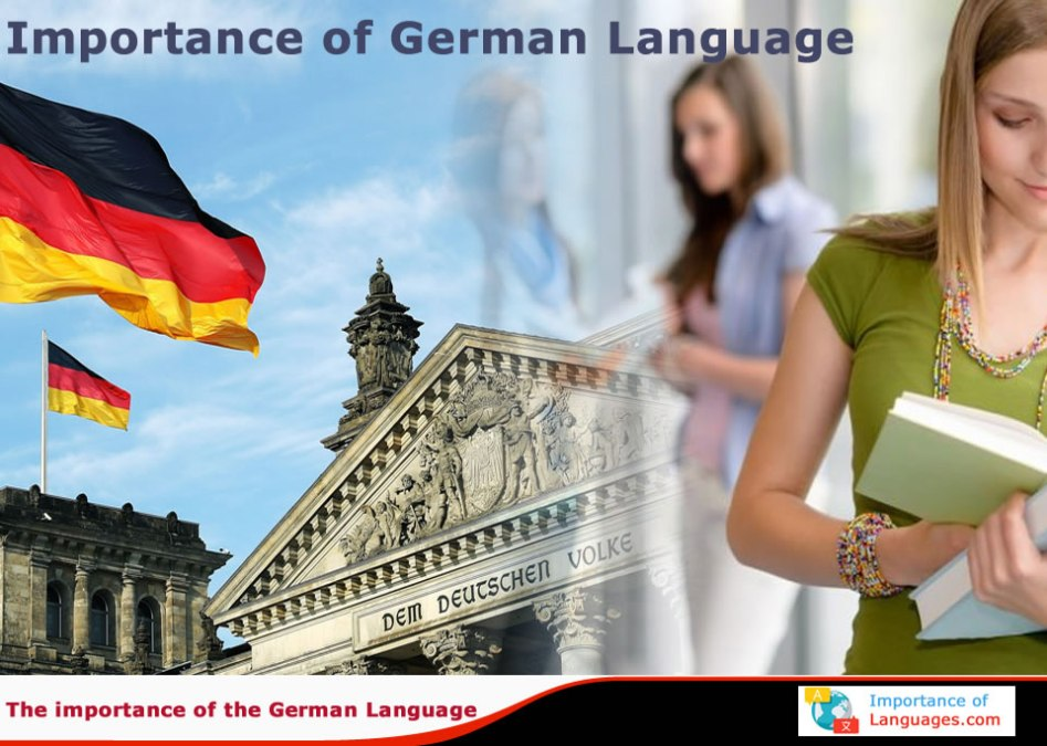 The Importance of German the Language