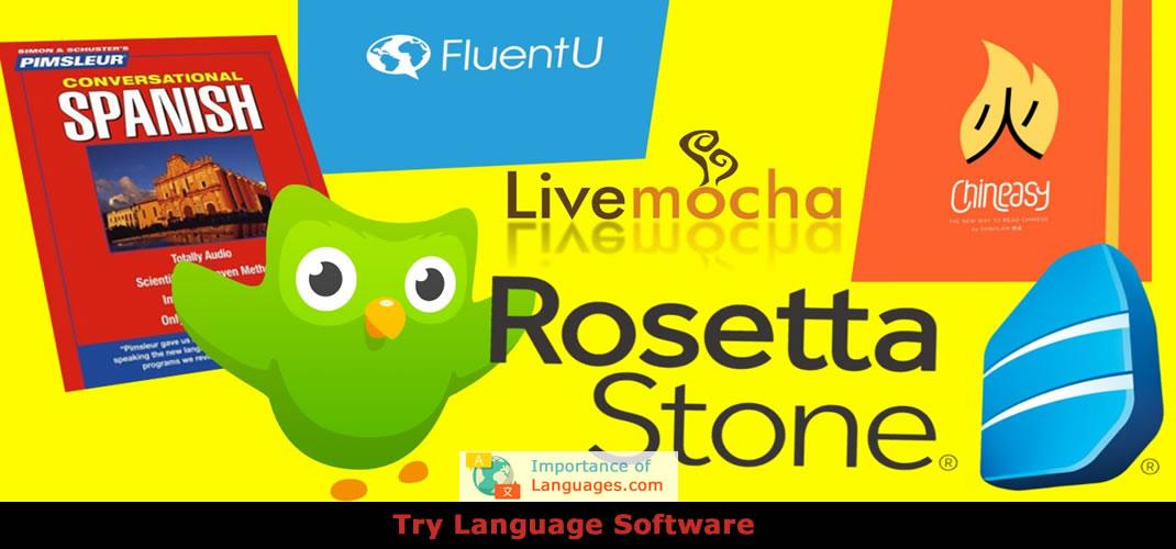 Language Software