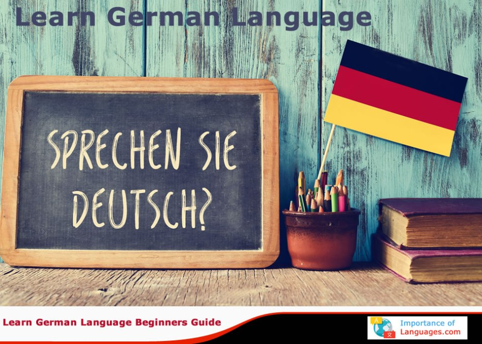 Learn German Language Beginners Guide
