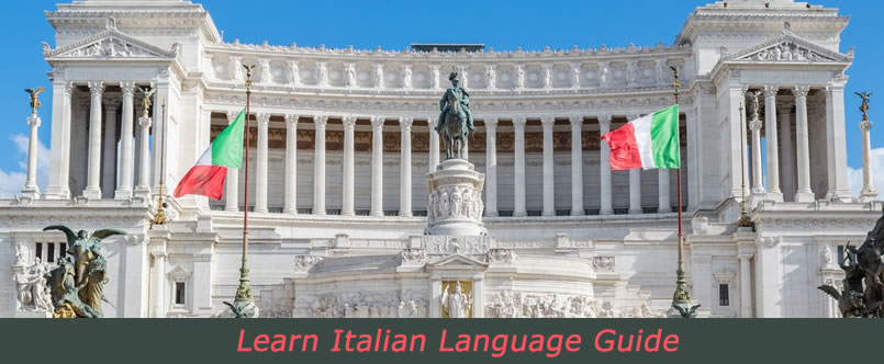 Learn Italian Language Guide
