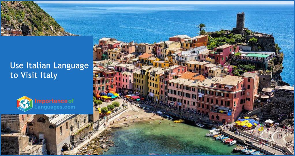 Use Italian Language to Visit Italy