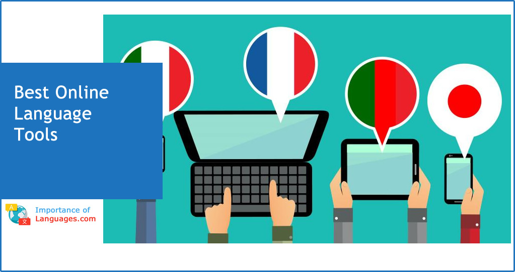 best online language tools