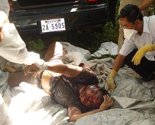 Mordanschlag auf Journalisten