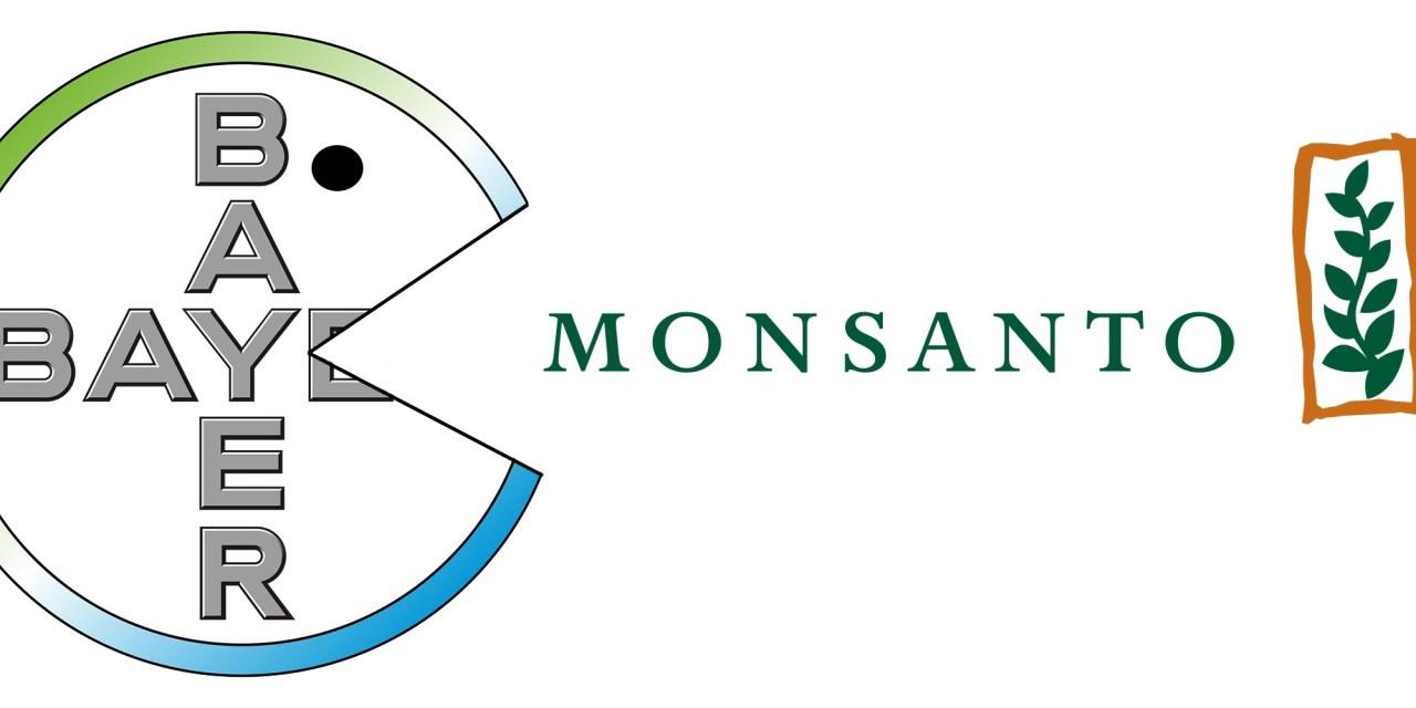 Milliardendeal Bayer plant Übernahme von Monsanto
