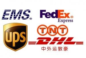 Importar productos de china por mensajería
