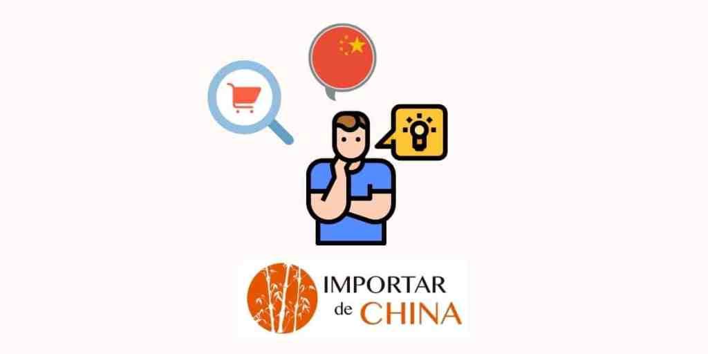 Qué productos importar de China