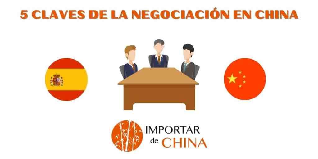 Claves de la negociación en China