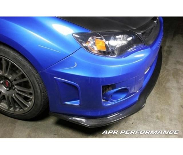 Apr Performance Front Lip Subaru Sti Wrx 11 14