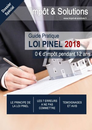 Guide Loi Pinel 2018