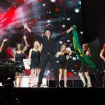 Performance inigualável de Rod Stewart agita público em SP