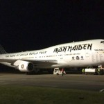 Iron Maiden: um passeio no interior do novo jato 'Ed Force One'