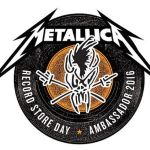 Metallica: nomeado embaixador do 'Record Store Day 2016'