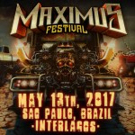 Maximus Festival 2017: Prophets of Rage e Five Finger Death Punch são as novas atrações confirmadas!